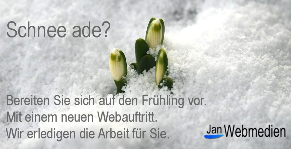 Jan Webmedien im Februar