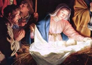 Weihnachten, Geburt des Herrn