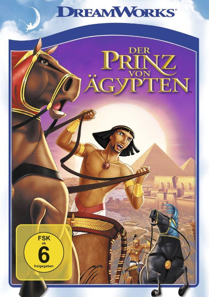 Der Prinz Ägypten