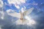 atme in uns Heiliger Geist