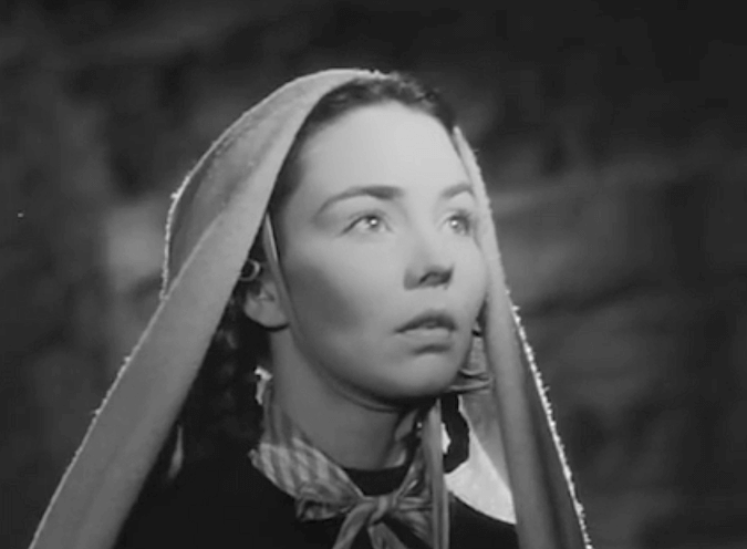 hl. Bernadette - Film