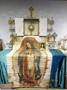 Mantel von Guadalupe