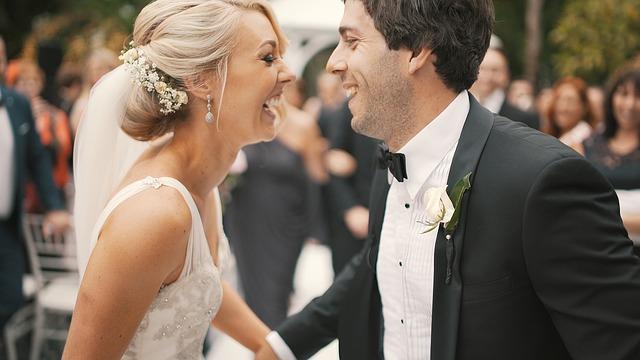 Ehe, Hochzeit