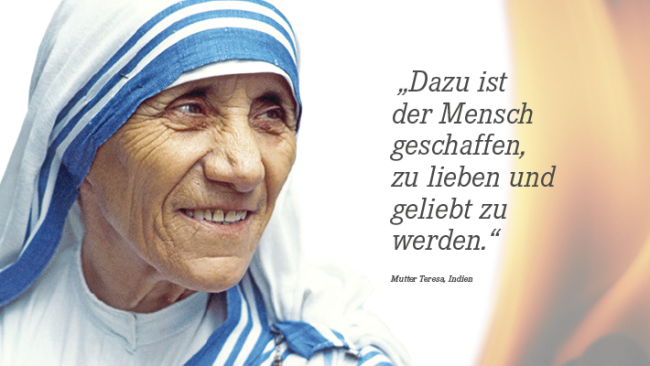 Mutter Teresa, Mother Teresa