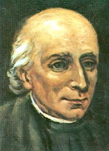 hl. Vinzenz Palotti (Gemälde von Bruno Zwiener)