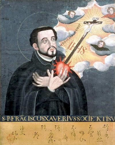 Franz Xaver - Patron der Presse und der Missionen