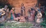 Krippenszene, Weihnachten, Christmas