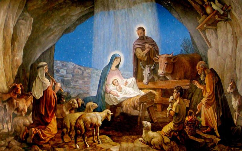 Weihnachten, Christmas