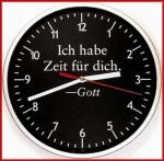 Zeit für Gott