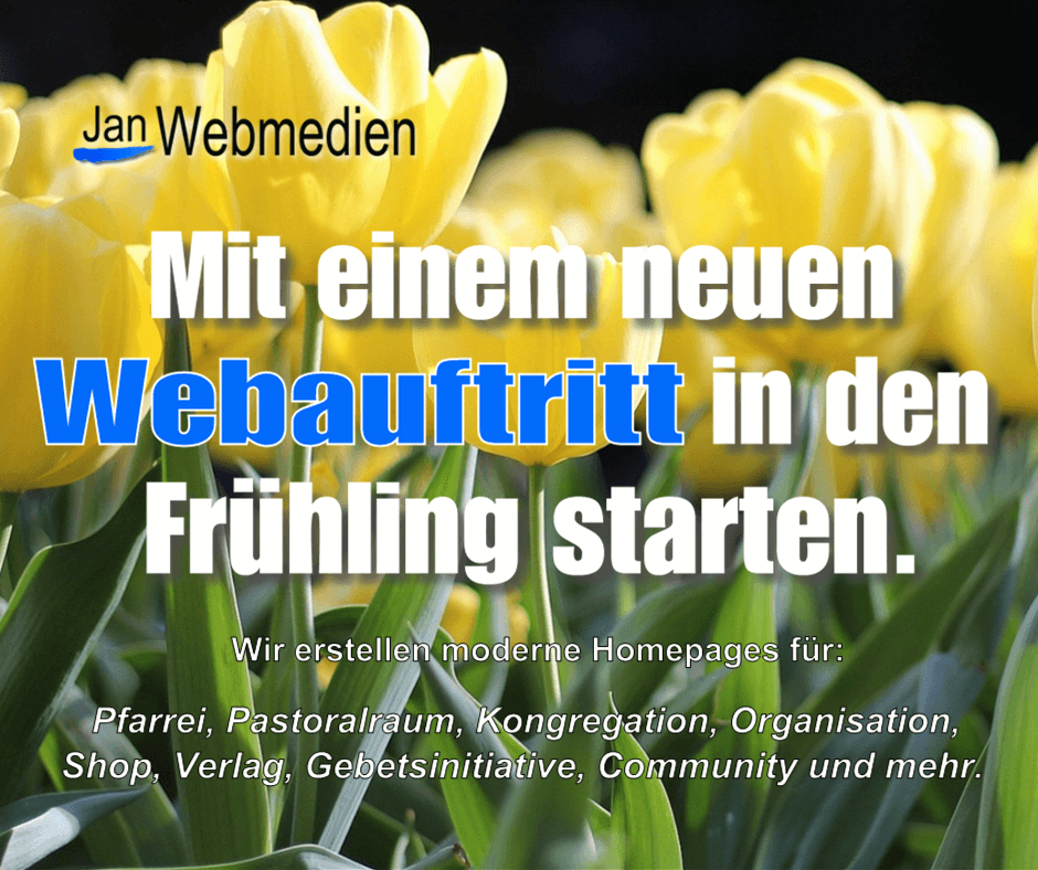 Jan Webmedien erstellt Webseiten