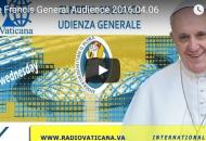 Generalaudienz, 2016