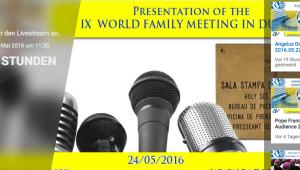 Welttreffen für Familien
