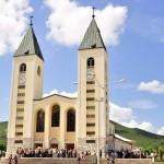 Kirche in Medjugorje. Bild: gnuckx, Wikipedia