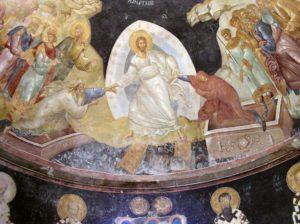 Chora Anastasis, Auferstehung des Herrn, Ostern