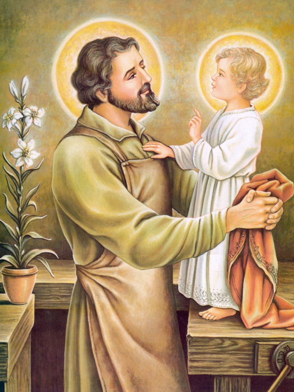 Heiliger Josef, St Josefstag