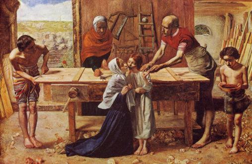 Josef der Arbeiter