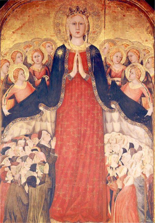 Mutter der Kirche