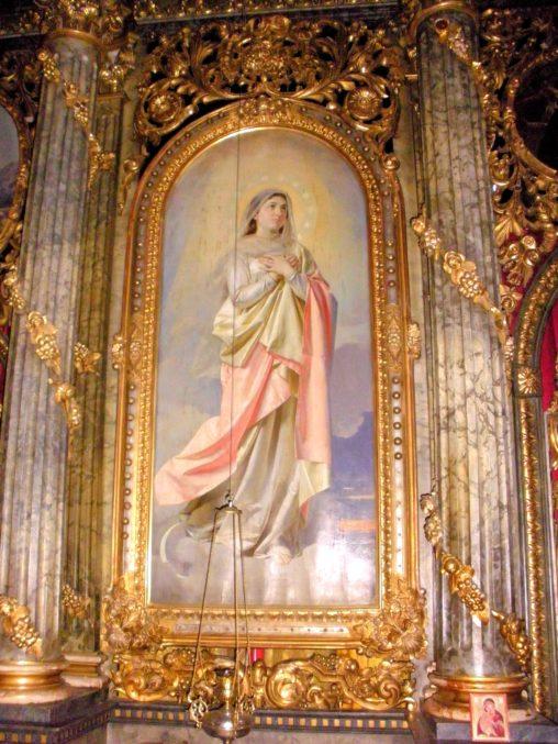 Mariä Unbefleckte Empfängnis