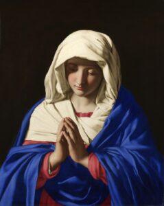 Hochfest Gottes Mutter Maria